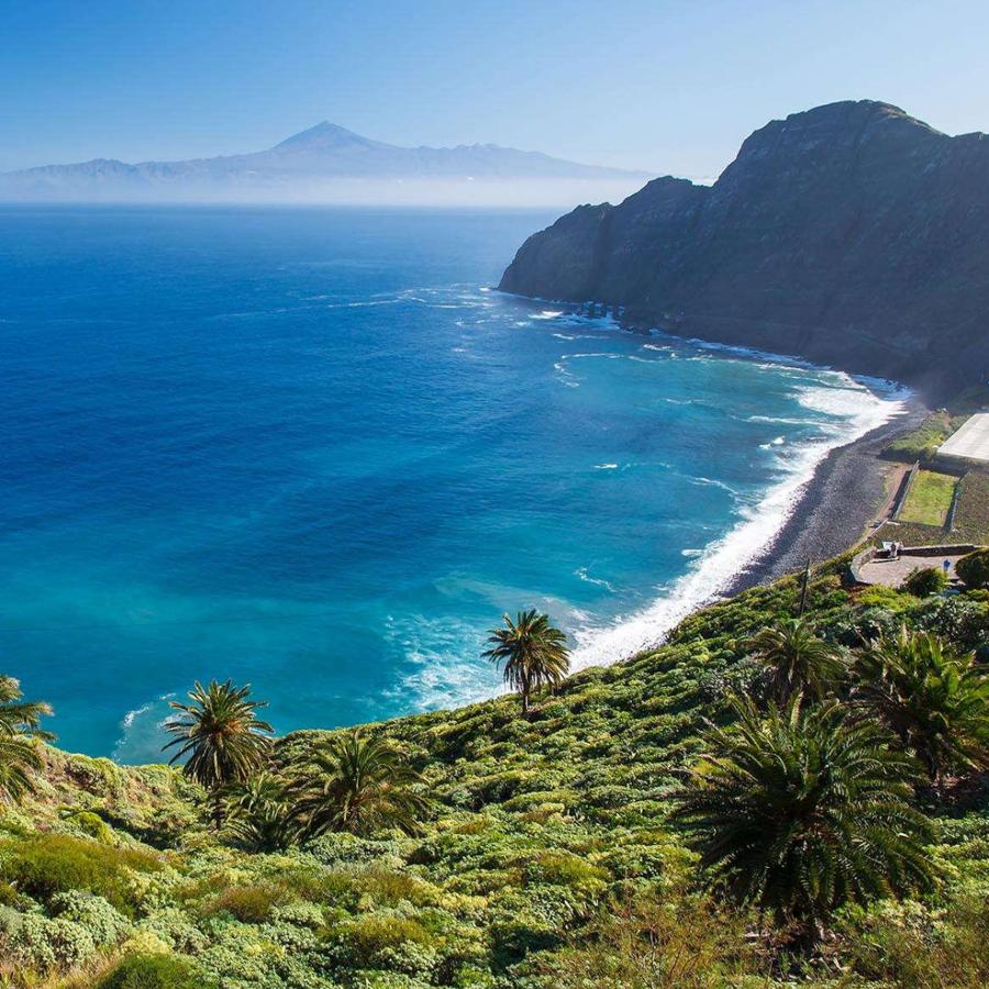 Tenerife ar lidmašīnu
